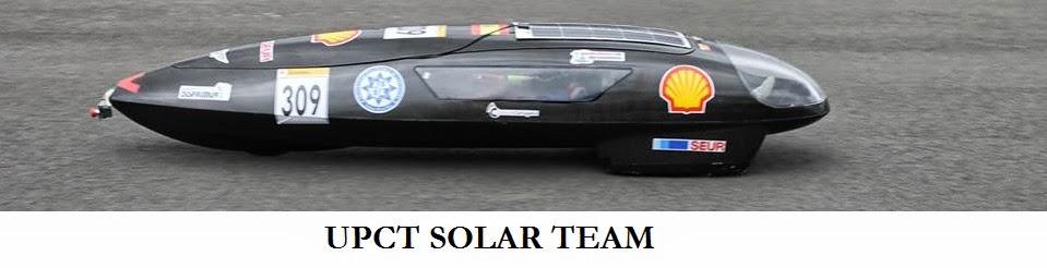 UPCT SOLAR TEAM