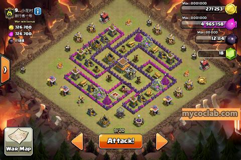 Th8 War Base  4 (mycoclab)