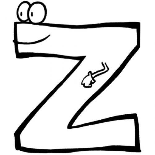 Blog MegaDiverso: Letras del abecedario desde la A hasta la Z para