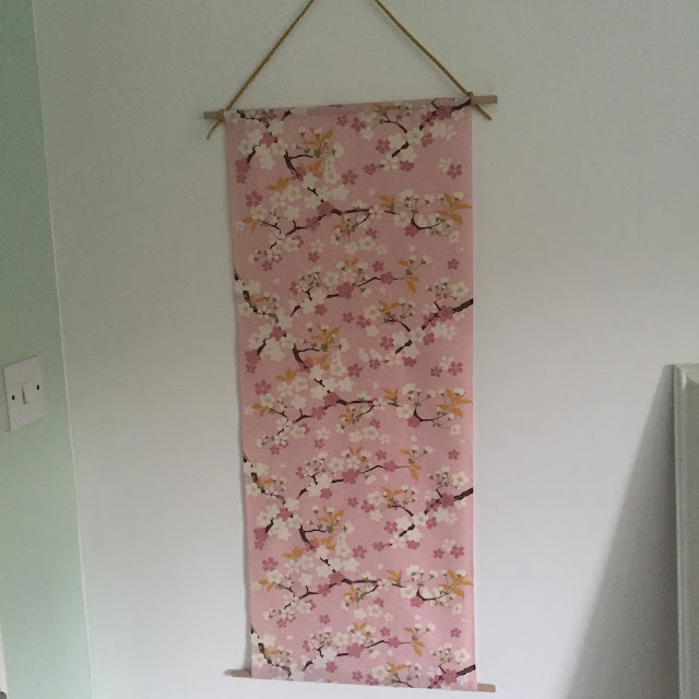 Instagram Sunday Catch Up Japan Wall Hanging Japanese Fabric Tokyo