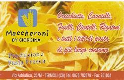 Maccheroni by Giorgina - Produzione Pasta Fresca