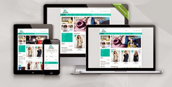 Best Fashion Responsive OpenCart Theme
