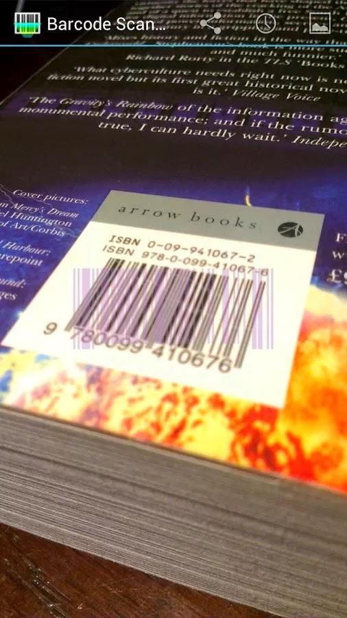 Barcode Scanner+ (Plus) v1.12.1