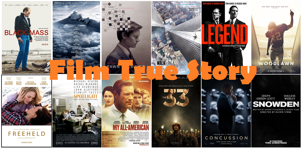 Film Hollywood True Story 2015