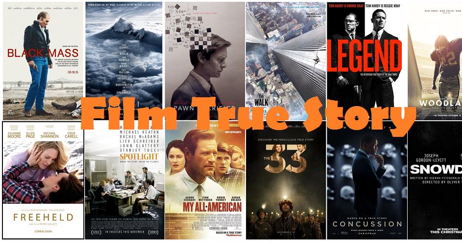 13 Film Hollywood Berdasarkan Kisah Nyata (True Story