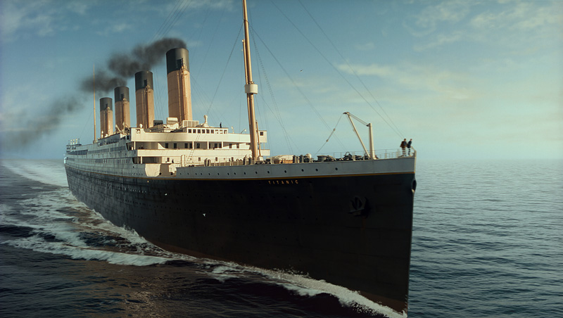 titanic full movie 3d version of daybreak