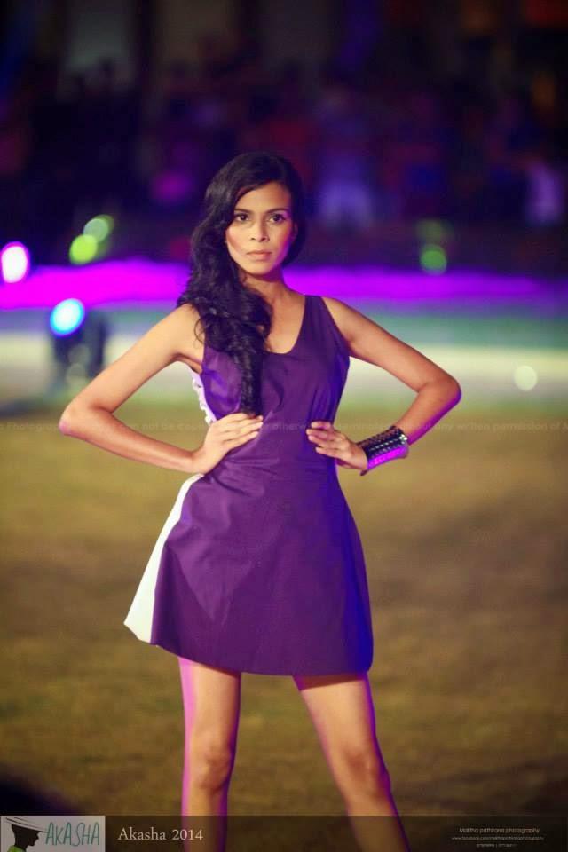 Sevani Dilshani sl model