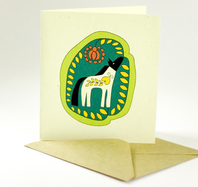Laikonik greeting card
