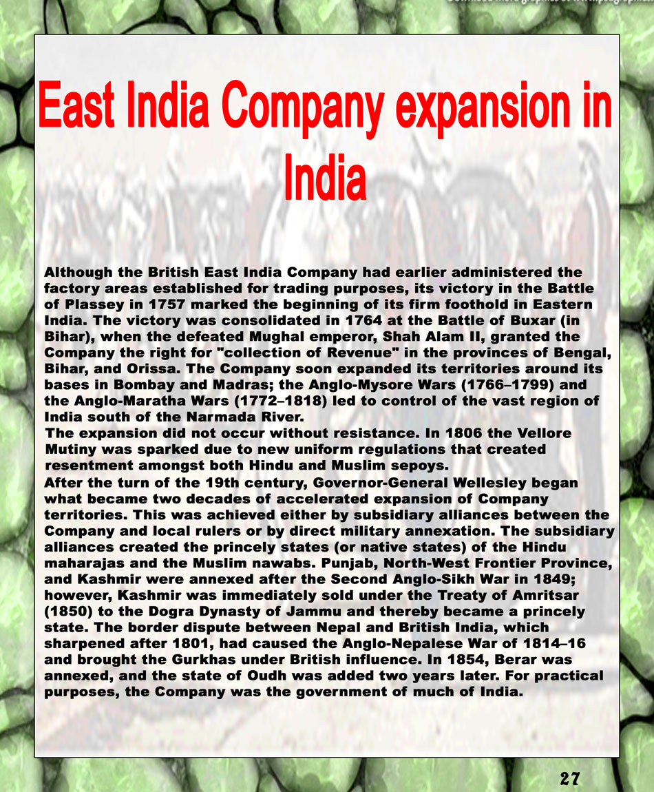 british east india company and its