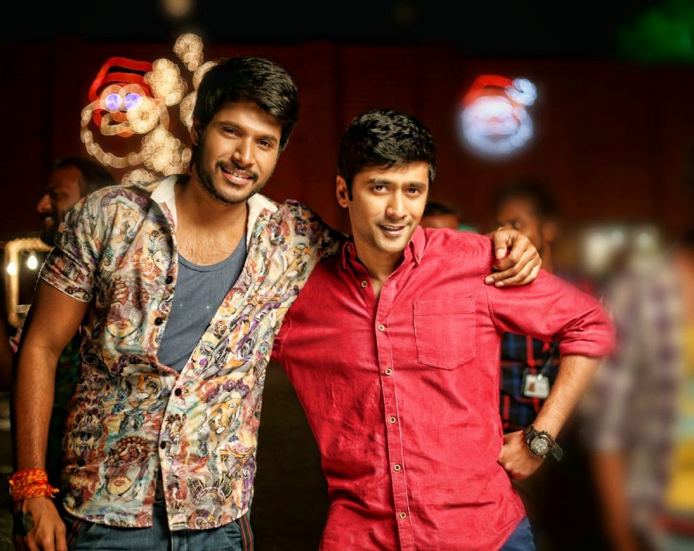 Tiger Movie New Stills | Sundeep Kishan