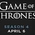 Game of Thrones: Novidades da 4ª Temporada
