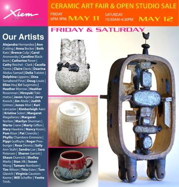 Humble Ceramics Xiem S Spring 2012 Ceramic Art Fair