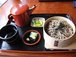 Risoukyo Restaurant Risoutei Handmade Waterwheel Soba 鯉艸郷 レストラン鯉艸亭 手打ち水車そば