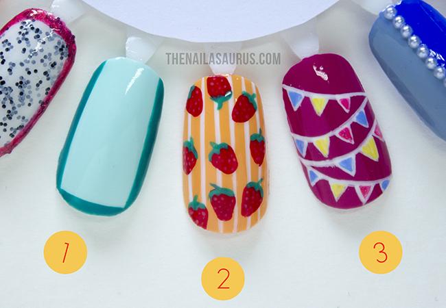 Summer Nail Art Inspiration