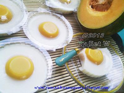 Dari Dapurnya Megumi: Puding Telor Ceplok