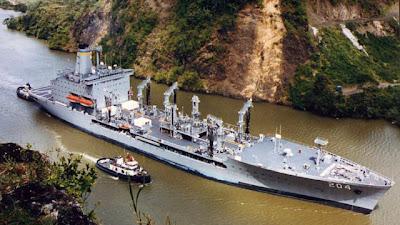 la proxima guerra buque militar eeuu disparado pequeña embarcación rappahannock