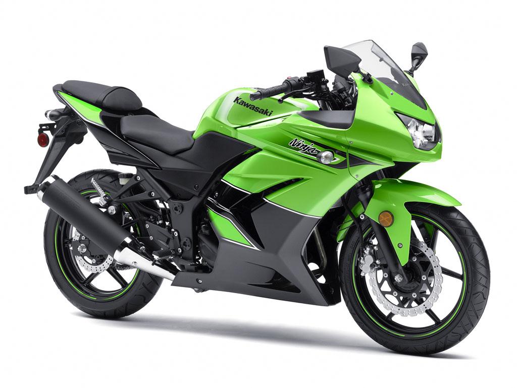 2011 Kawasaki Ninja 250R
