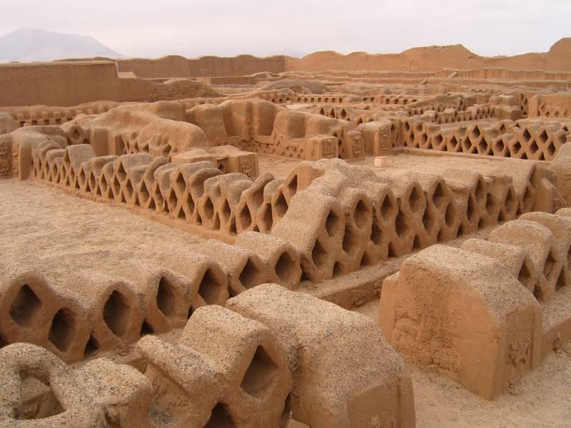 arquitectura en tierra