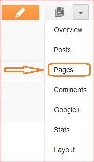 cara membuat sitemap blog - exnim.com