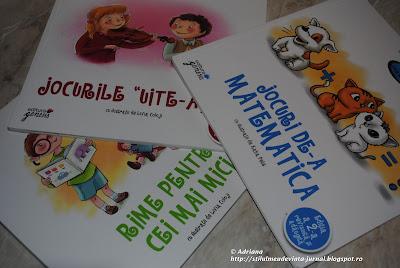 Lucia Muntean, carti pentru copii