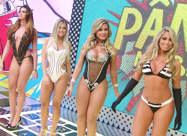 Reality Show Para Eliminar As Panicats Do P  Nico Na Band