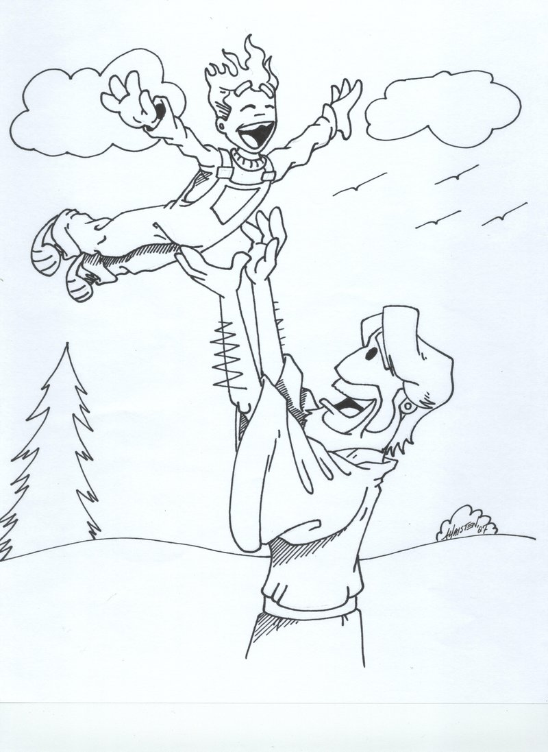 toto coloring pages - photo#9
