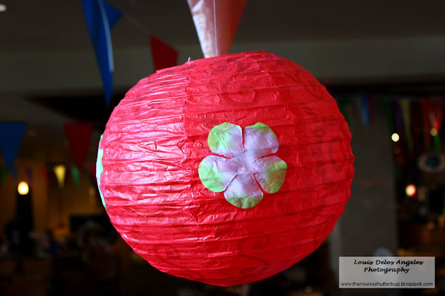 One of the Lanterns at Alize