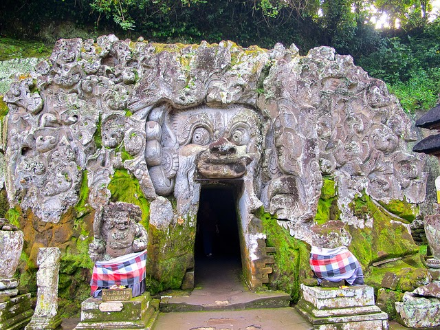 Bali Attractions: Goa Gajah (Elephant Cave)