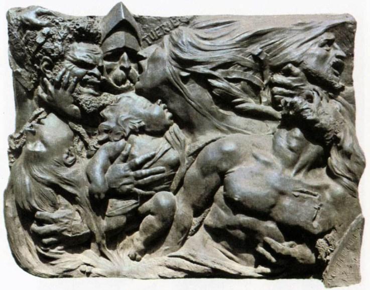Auguste Preault La matanza