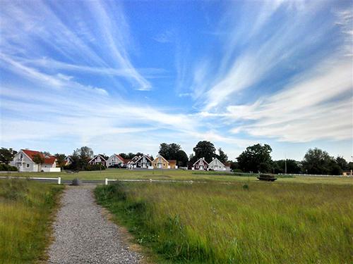 Bro Strand, Dänemark