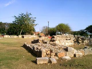 Ruinas Parque Granjas Merida