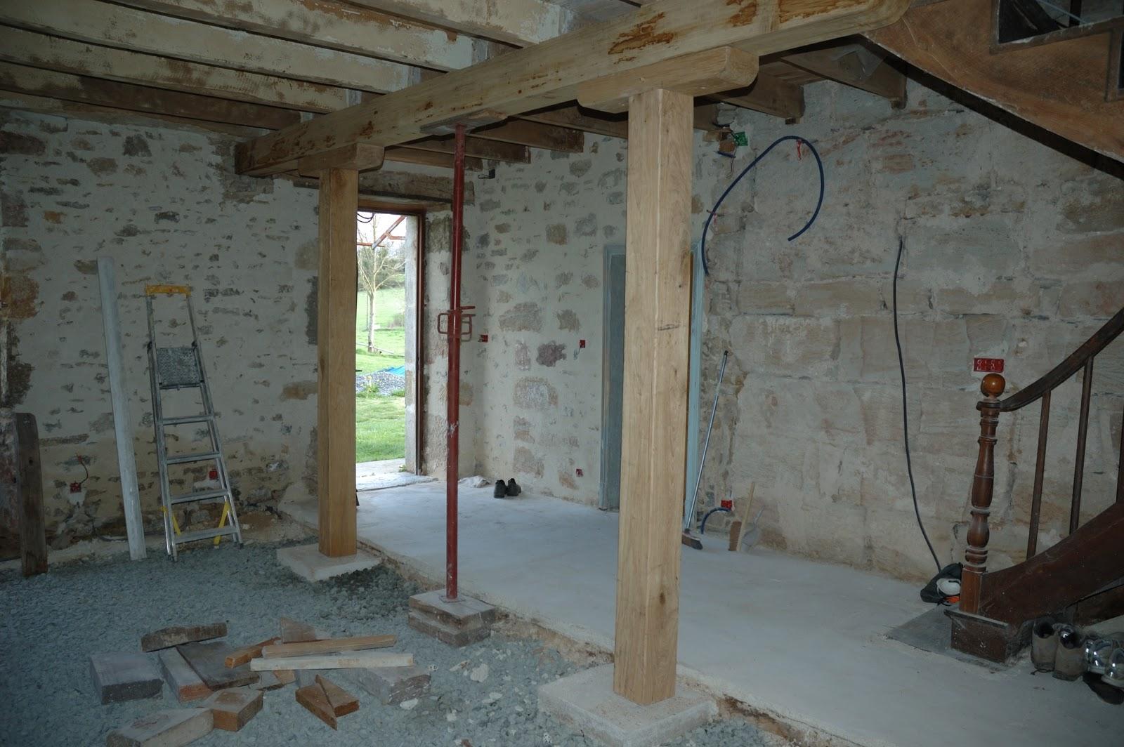 Deco maison ancienne avec poutre un loft dans une for Deco maison ancienne