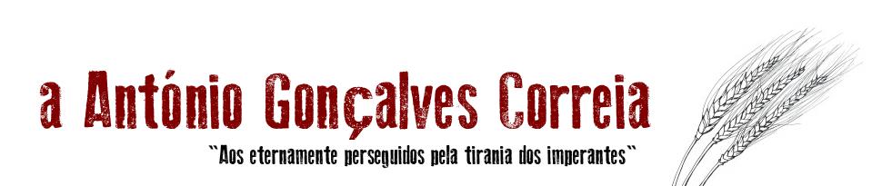 António Gonçalves Correia