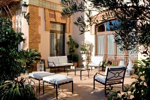 Como decorar tu terraza muebles baratos para la terraza for Muebles jardin baratos