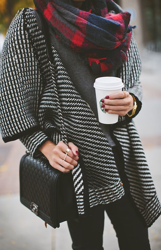 Heavy Cape and Scarf