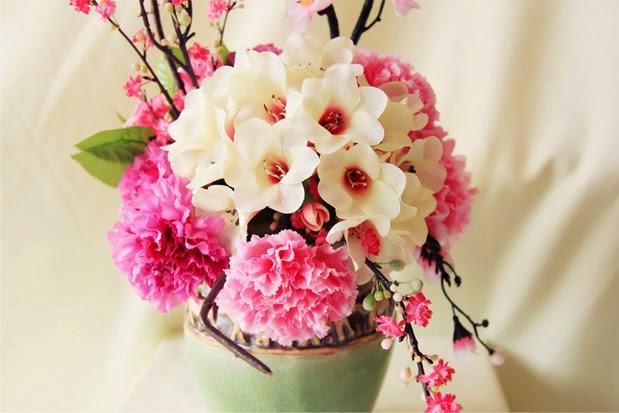 Part time,ดอกไม้ประดิษฐ์,อาชีพเสริมทำที่บ้าน,รายได้เสริม,งานทำที่บ้าน
