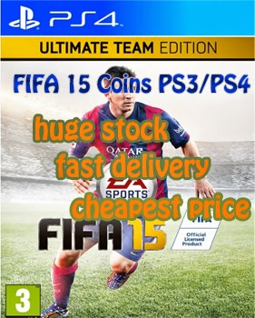 fifa 15 ultimate team coins ps4
