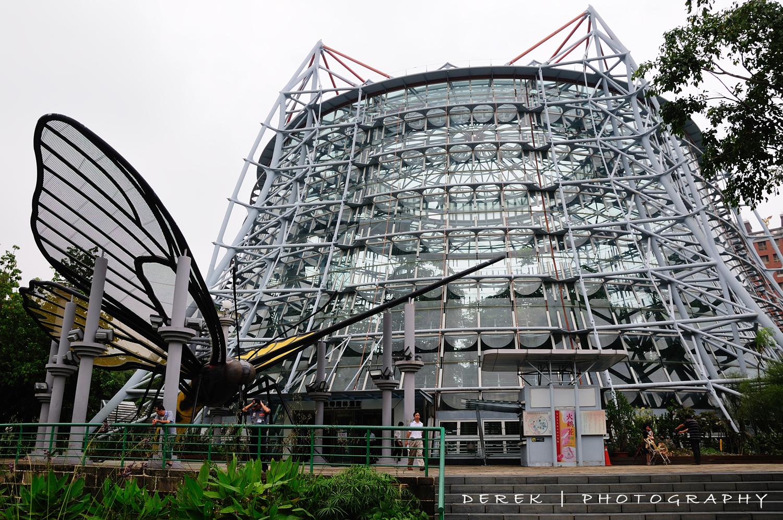 Derek Design 台中科博館 熱帶雨林溫室