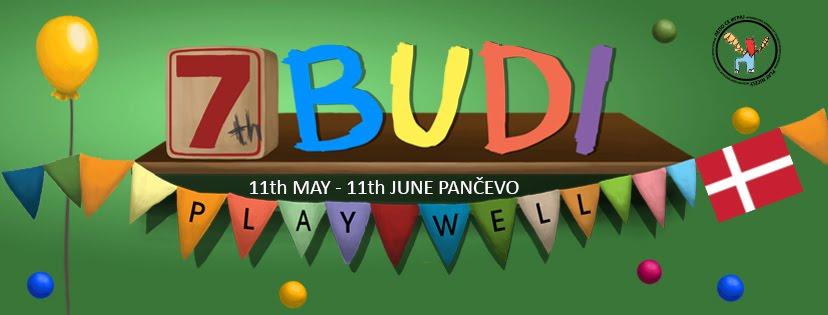 VII Međunarodni bijenale umetničkog dečjeg izraza - BUDI
