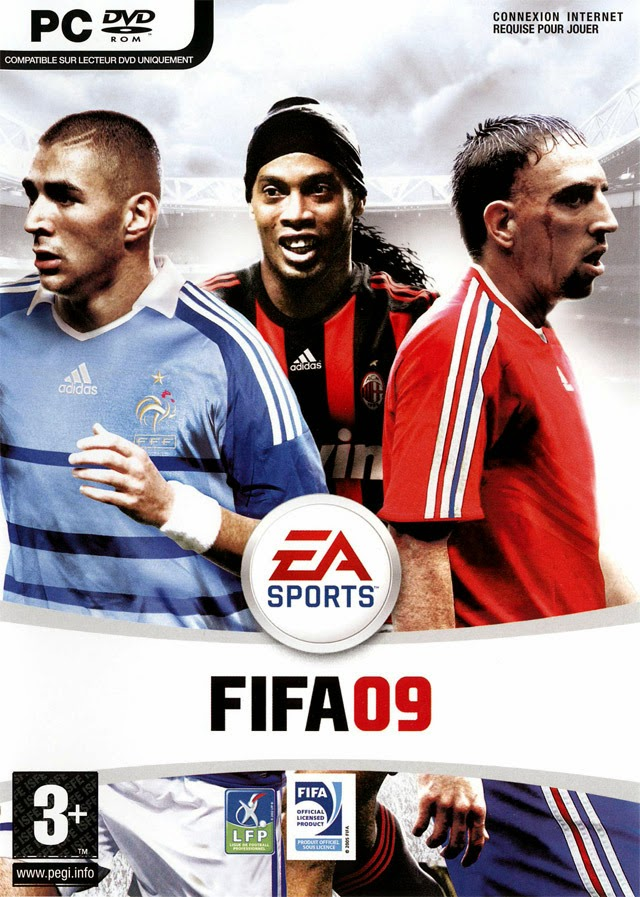 Egyptian patch fifa 2009 pc