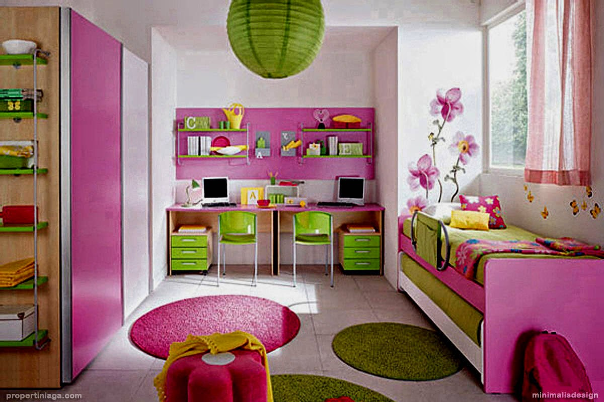 kamar minimalis mewah