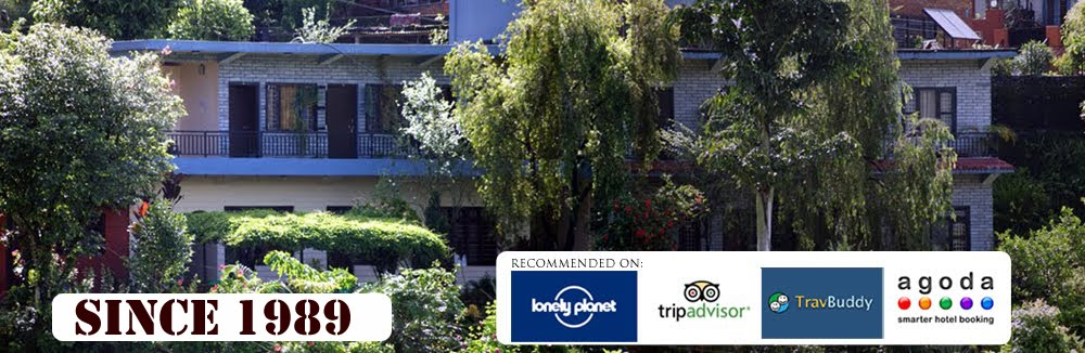 "Banana Garden Lodge - ""One of the best and brightest budget guest house in Pokhara, Nepal"""
