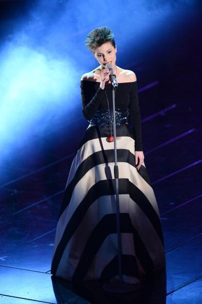 Sanremo 2013 Ilaria Porceddu