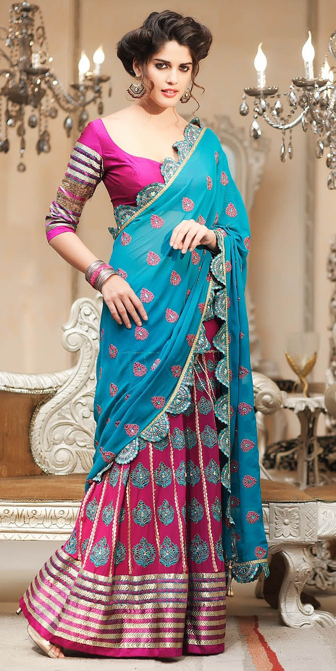 Magnificent Party Dresses For Girls India Images - All Wedding ...