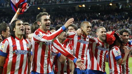 El Atlético del Madrid conquistó su décima Copa del Rey