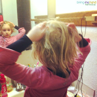 DIY haircut - NickMom #motherfunny #shop #cbias