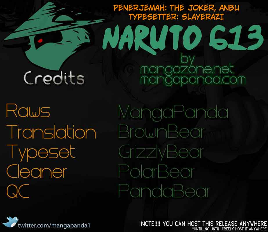 Naruto - Chapter:613 - Page:01