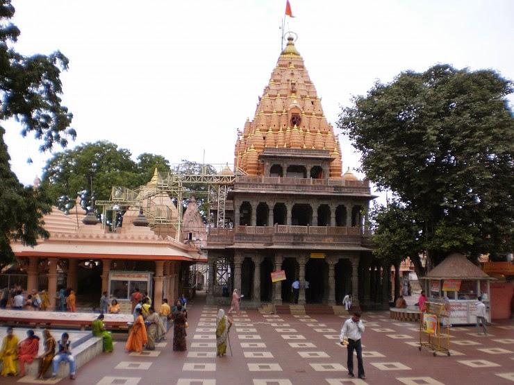Ujjain Temple India Temple Mandir Ujjain