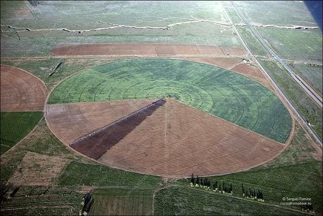Farmland, Volgograd region