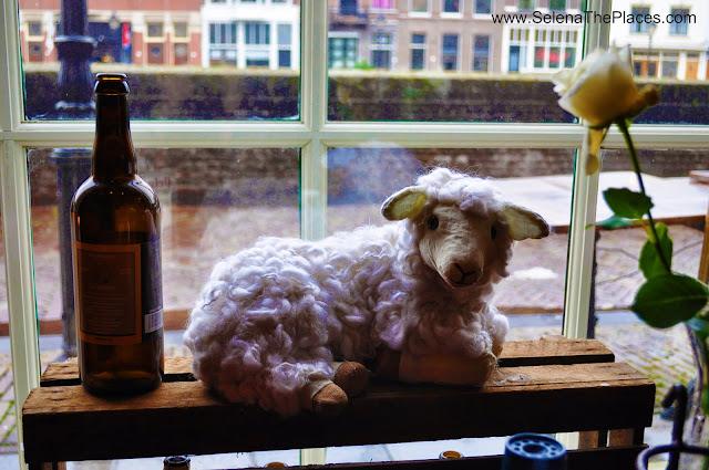 Lamb De Pelgrim Brewery Delfshaven Rotterdam